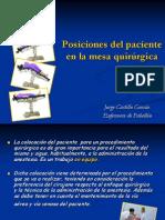 07.-Posiciones Quirurgicas