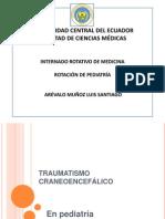 Tce. Pediatria
