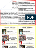 Estudo Pg 31 de Agosto Retorno 2013