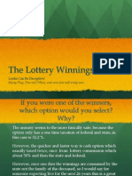 the lottery .ppt