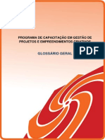 Glossario Geral