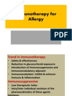 Immuno Therapy