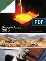 Reporte de Irl Peru