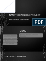 nanotechnology project