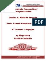 Mejoramiento Innovación y Competitividad UNI 4