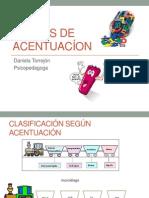 REGLAS DE ACENTUACÍON
