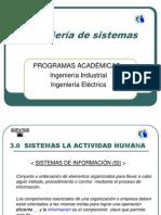 Ingeniería de sistemas   Parte II