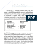 Analytical formulation for calculation of axial thermal stress (Autosaved) (1) (Autosaved).docx