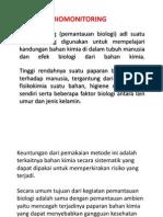 Biomonitoring.ppt