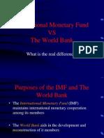 Low Soo Peng IMF vs World Bank