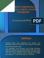 Sindrom-Terowongan-Carpal (RAJA).ppt