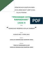 IHYA RAMADHAN 2013.doc