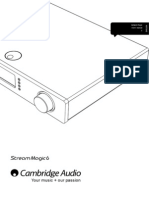 CA Stream Magic 6 User Manual English 1357813370