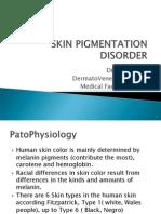 skin pigmentation + hari disorder