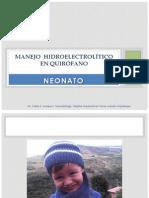 Manejo Hidroelectrolitico en Quirofano - REDVENEO