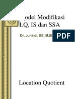 modifikasi LQ dan SSA.ppt