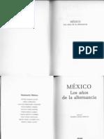 2009_México Los años de la alternancia