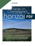 Change on Champagne's Horizon?