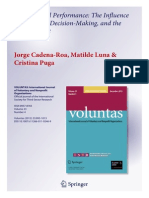 2012 AssociationalPerformance Voluntas