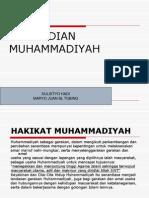 kepribadian muhammadiyah.ppt