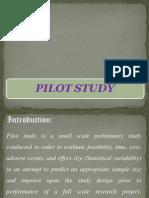 pilot study.ppt