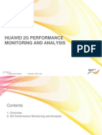 2G Huawei Performance Monitoring