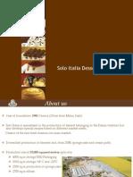 presentation solo 2012 in us market