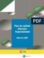 Plan de Calidad Colombia