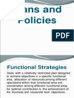 31362852-Functional-level-strategies-Plan-and-Policies.docx