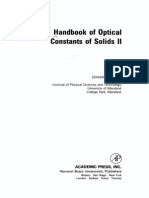 Handbook of optical constants of solids.PDF
