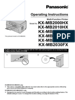Manual for Panasonic KX-MB2025.pdf