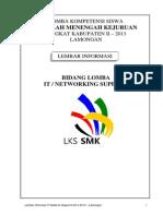 Informasi Lomba IT Network Support - 2013.pdf