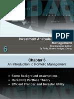 Portfolio Investment Management