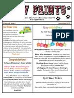 Paw Prints November 2013..pdf