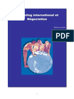 Marketing International Et Negociation