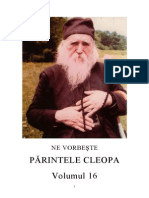 35801255 Ne Vorbeste Parintele Cleopa Volumul 16 TEXT