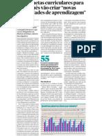 PB-Novas Metas Curriculares Para Portugues Vao Criar Novas Dificuldades de Aprendizagem