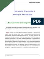 1. Psicologia Diferencial
