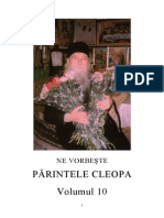 35801186 Ne Vorbeste Parintele Cleopa Volumul 10 TEXT
