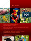 As aves