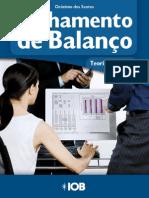 APOSTILA FECHAMENTO DE BALANÇO - IOB