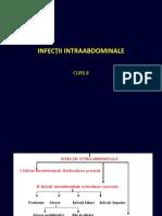 8. Infectii intraabdominale
