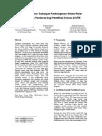 Cadangan Pembangunan Sistem Pakar Berasaskan Peraturan bagi Pemilihan Kursus di UTM