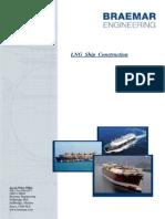 LNG Ship Construction - 1