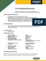 Anticorrosivo Crominio EpoxiL Cersa E-20