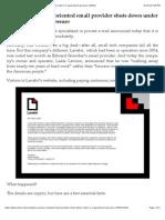 xccxcxcxcSnowden's privacy-oriented email provider shuts down under U.S. government pressure | ZDNet.pdf
