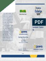 Referencia DNPM - Elaboração do PAE