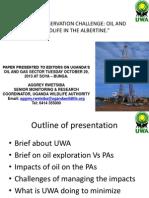 UWA Update October 2013.pptx