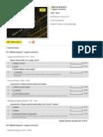 ARGERICH Lugano Concertos 2002 - 2010