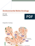Microbial Structure Function